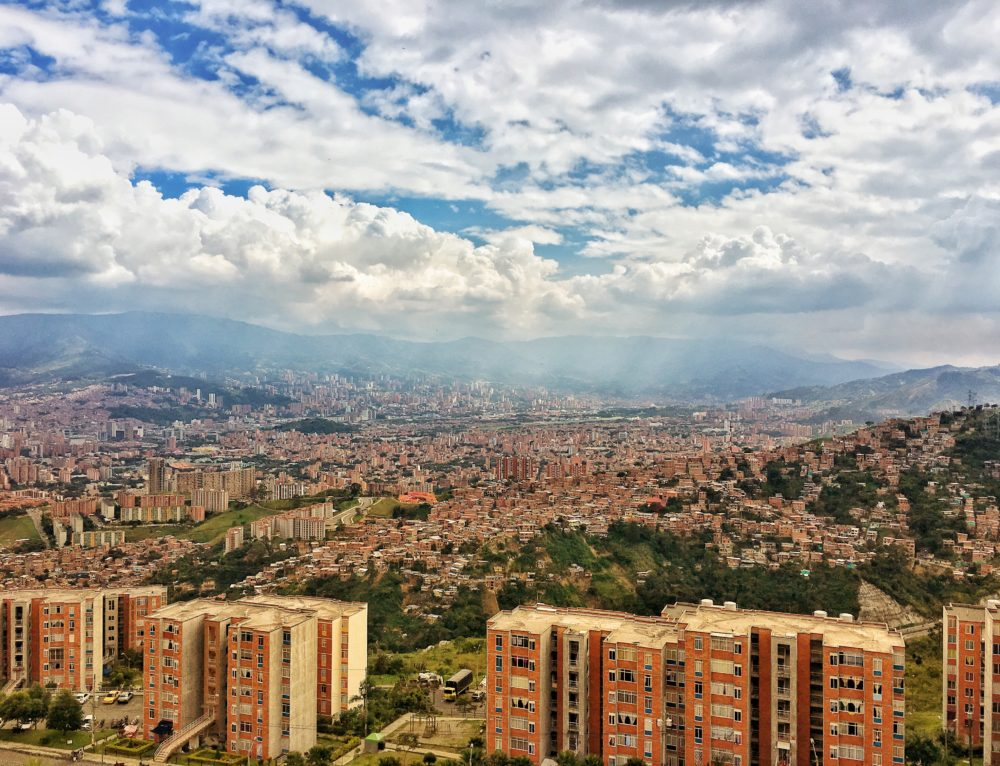 COLOMBIA'S PULSATING CITY – MEDELLIN